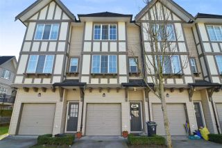 Main Photo: 92 20875 80 Avenue in Langley: Willoughby Heights Townhouse for sale : MLS® # R2239683