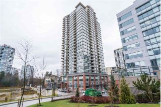 "Main Photo: 808 400 CAPILANO Road in Port Moody: Port Moody Centre Condo for sale in ""ARIA II"" : MLS® # R2244635"