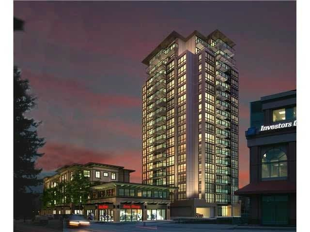 "Main Photo: 1105 2959 GLEN Drive in Coquitlam: North Coquitlam Condo for sale in ""THE PARC"" : MLS®# R2246233"