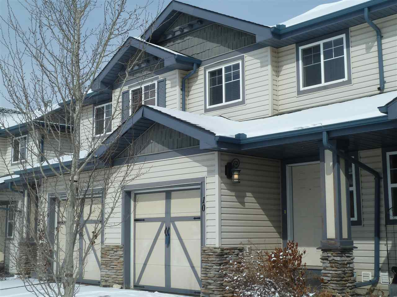 Main Photo:  in Edmonton: Zone 14 Townhouse for sale : MLS®# E4103488