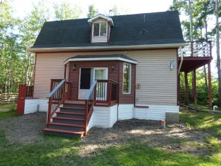 Main Photo: 103 3029 Twp Rd 574: Rural Barrhead County House for sale : MLS®# E4107800