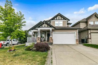 Main Photo: 8396 208B Street in Langley: Willoughby Heights House for sale : MLS®# R2280586