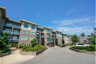 "Main Photo: A204 20211 66 Avenue in Langley: Willoughby Heights Condo for sale in ""ELEMENTS"" : MLS®# R2281387"