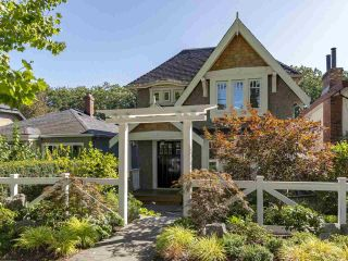 "Main Photo: 2150 E 6TH Avenue in Vancouver: Grandview VE House for sale in ""The Drive"" (Vancouver East)  : MLS®# R2302383"