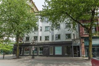 "Main Photo: 403 370 CARRALL Street in Vancouver: Downtown VE Condo for sale in ""21 DOORS"" (Vancouver East)  : MLS®# R2304644"