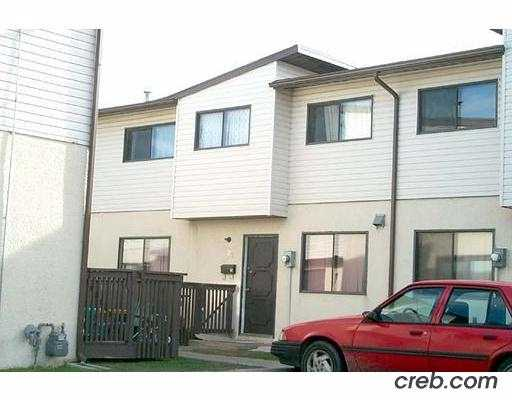 Main Photo:  in : Forest Heights Townhouse for sale (Calgary)  : MLS® # C2188539