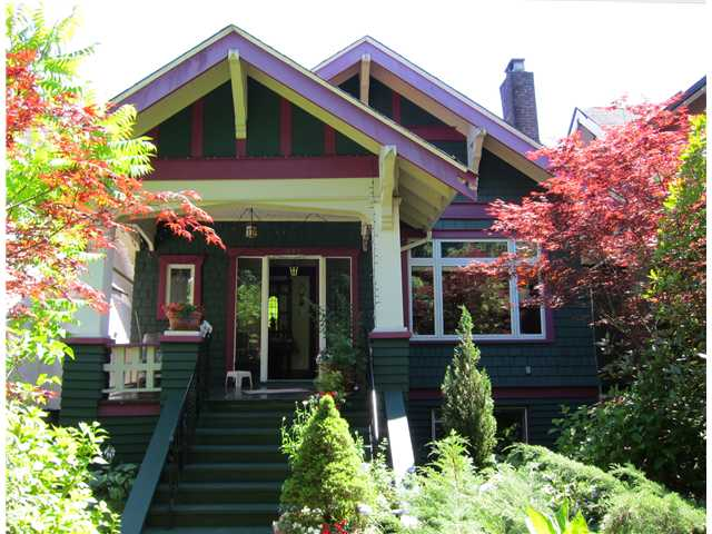 Main Photo: 972 W 23RD Avenue in Vancouver: Cambie House for sale (Vancouver West)  : MLS® # V898192