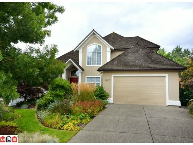 Main Photo: 18213 CLAYTONWOOD in Surrey: Cloverdale BC House for sale (Cloverdale)  : MLS® # F1124420