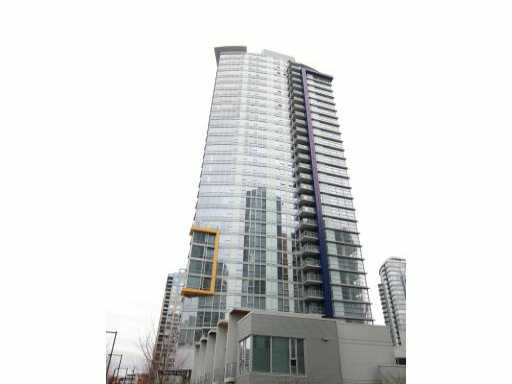 "Main Photo: # 2205 602 CITADEL PARADE BB in Vancouver: Downtown VW Condo for sale in ""SPECTRUM"" (Vancouver West)  : MLS®# V936087"