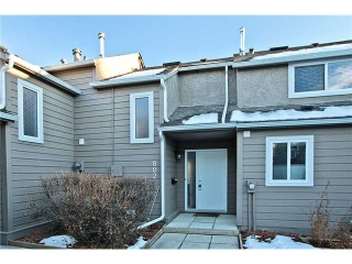 Main Photo: 802 829 COACH BLUFF Crescent SW in CALGARY: Coach Hill Townhouse for sale (Calgary)  : MLS® # C3592410