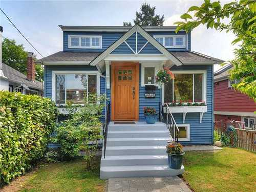 Main Photo: 4346 JAMES Street in Vancouver East: Main Home for sale ()  : MLS® # V957626