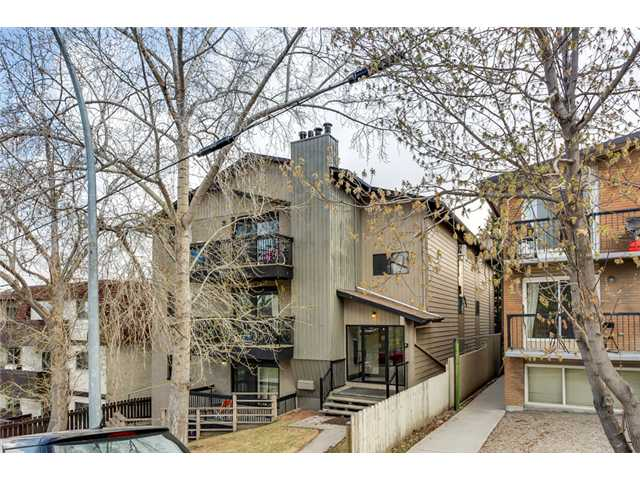 Main Photo: 402 409 1 Avenue NE in CALGARY: Crescent Heights Condo for sale (Calgary)  : MLS® # C3615443