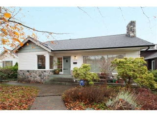 "Main Photo: 1936 EDINBURGH Street in New Westminster: West End NW House for sale in ""WEST END"" : MLS(r) # V1095081"