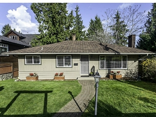 Main Photo: 3976 MOUNTAIN Highway in North Vancouver: Lynn Valley House for sale : MLS(r) # V1116025