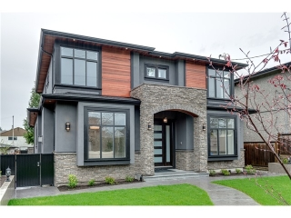 Main Photo: 6986 CURTIS Street in Burnaby: Sperling-Duthie House for sale (Burnaby North)  : MLS(r) # V1130678