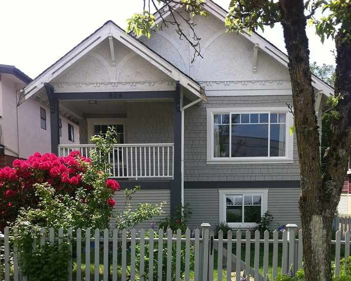 Main Photo: 824 E 18TH Avenue in Vancouver: Fraser VE House for sale (Vancouver East)  : MLS®# R2025843