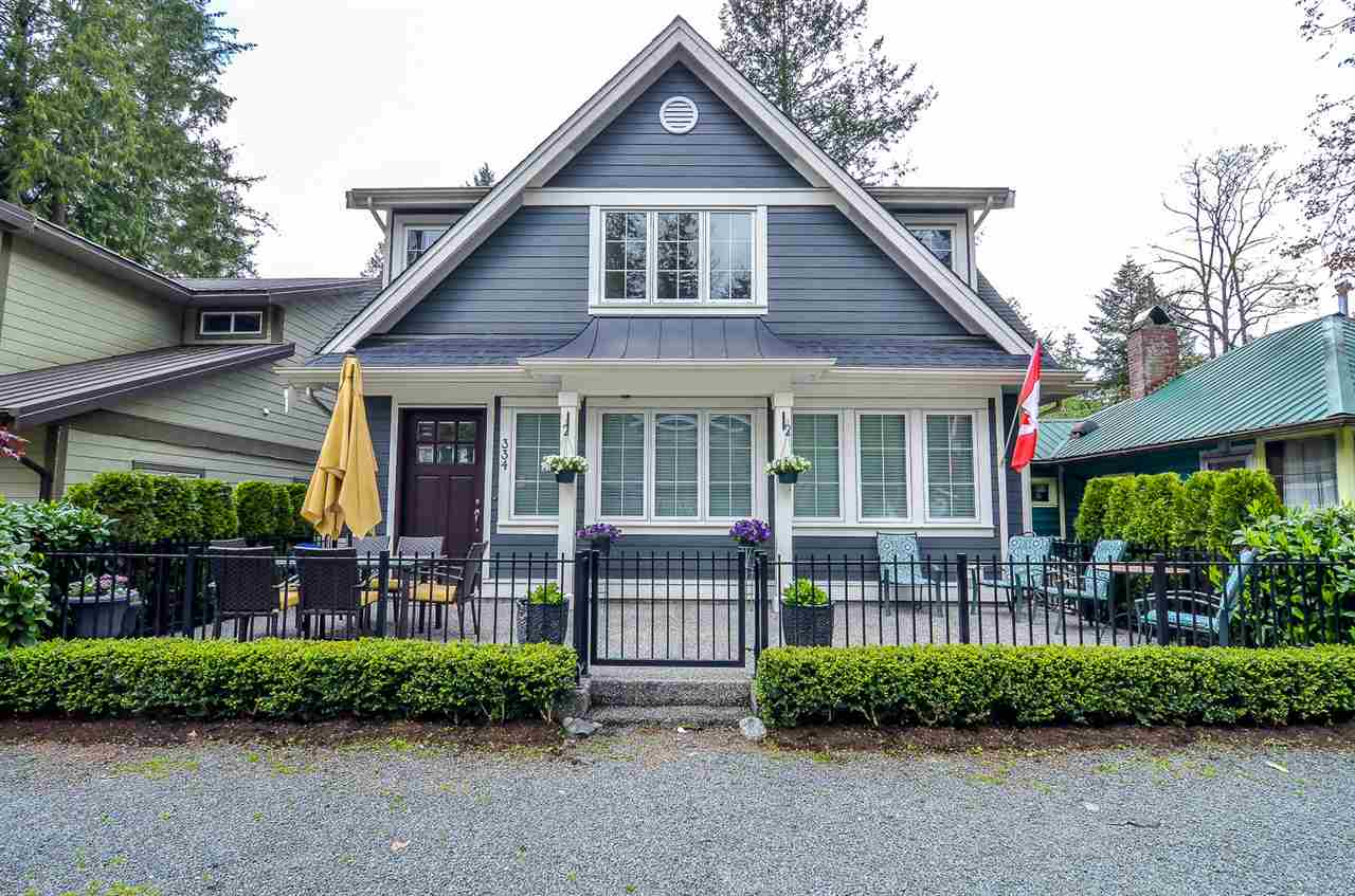 "Main Photo: 334 BALSAM Street: Cultus Lake House for sale in ""SUNNYSIDE"" : MLS® # R2041408"