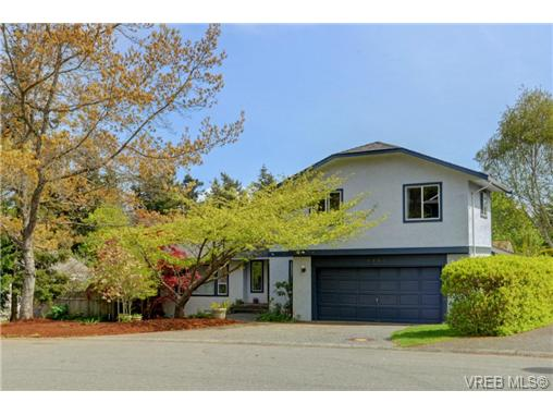 Main Photo: 5051 Benton Court in VICTORIA: SE Cordova Bay Single Family Detached for sale (Saanich East)  : MLS(r) # 363405