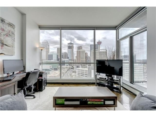 Main Photo: 1503 135 13 Avenue SW in Calgary: Beltline Condo for sale : MLS(r) # C4062086