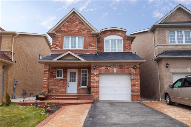 Main Photo: 390 Comiskey Crest in Mississauga: Meadowvale Village House (2-Storey) for sale : MLS(r) # W3490571