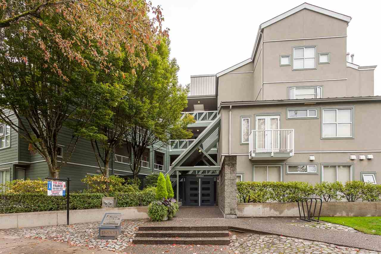 "Photo 2: 209 2080 E KENT AVENUE SOUTH in Vancouver: Fraserview VE Condo for sale in ""TUGBOAT LANDING"" (Vancouver East)  : MLS(r) # R2105650"