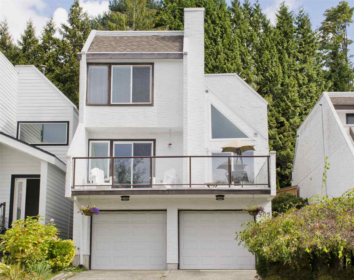 Main Photo: 503 SAN REMO Drive in Port Moody: North Shore Pt Moody House for sale : MLS® # R2110772