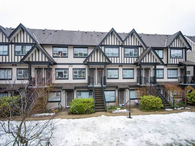 "Main Photo: 37 730 FARROW Street in Coquitlam: Coquitlam West Townhouse for sale in ""FARROW RIDGE"" : MLS®# R2131890"