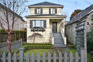 Main Photo: 3643 W 10TH Avenue in Vancouver: Kitsilano House for sale (Vancouver West)  : MLS® # R2133330