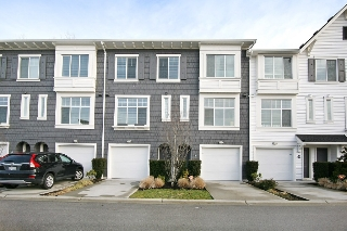 "Main Photo: 12 18681 68 Avenue in Surrey: Clayton Townhouse for sale in ""CREEKSIDE"" (Cloverdale)  : MLS(r) # R2140043"