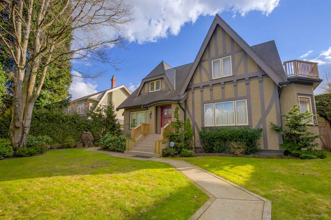 Photo 2: 1336 W KING EDWARD Avenue in Vancouver: Shaughnessy House for sale (Vancouver West)  : MLS® # R2141962
