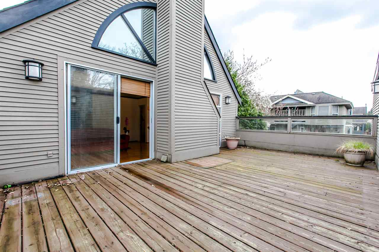 Main Photo: 1829 MACDONALD Street in Vancouver: Kitsilano Townhouse for sale (Vancouver West)  : MLS(r) # R2158585