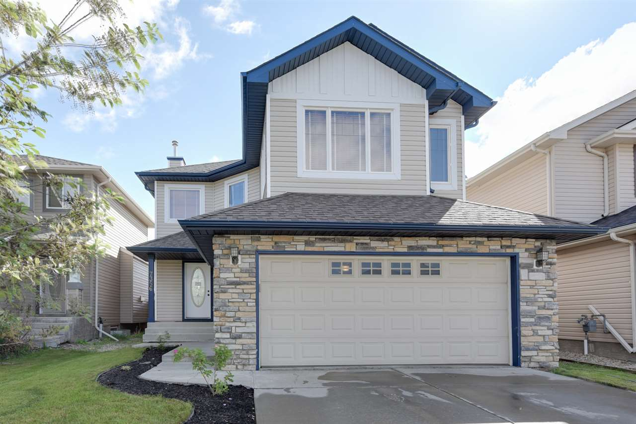 Main Photo: 7356 SINGER Way in Edmonton: Zone 14 House for sale : MLS® # E4061064