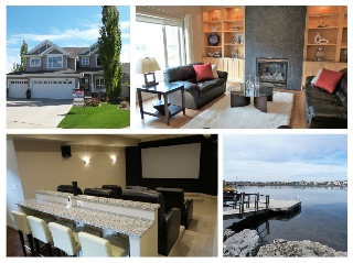 Main Photo: 1209 SUMMERSIDE Drive in Edmonton: Zone 53 House for sale : MLS(r) # E4062384