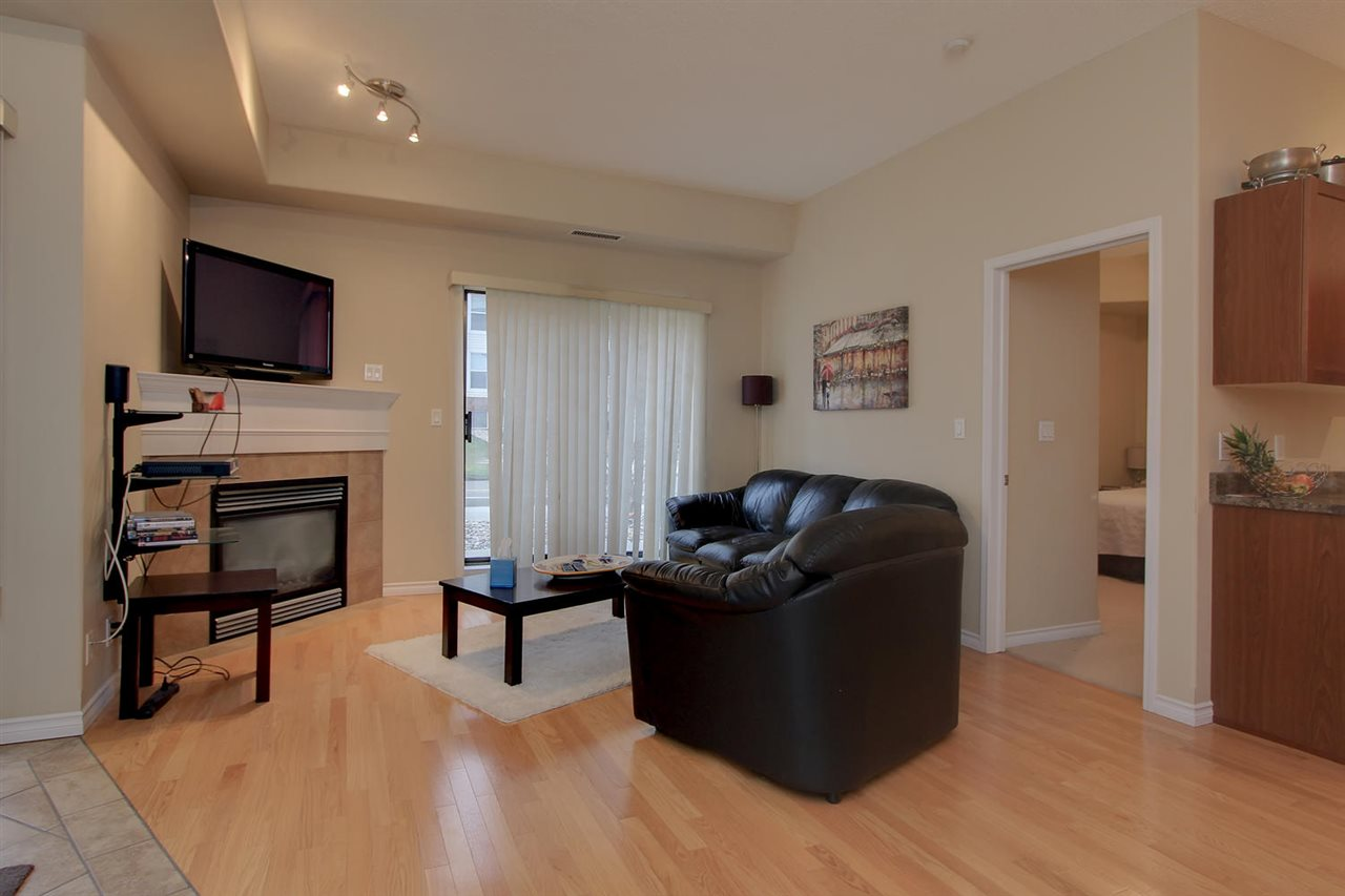 Photo 4: 106 10319 111 Street in Edmonton: Zone 12 Condo for sale : MLS® # E4063219