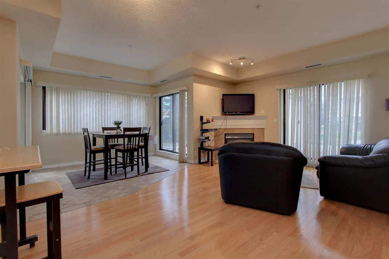 Photo 5: 106 10319 111 Street in Edmonton: Zone 12 Condo for sale : MLS® # E4063219