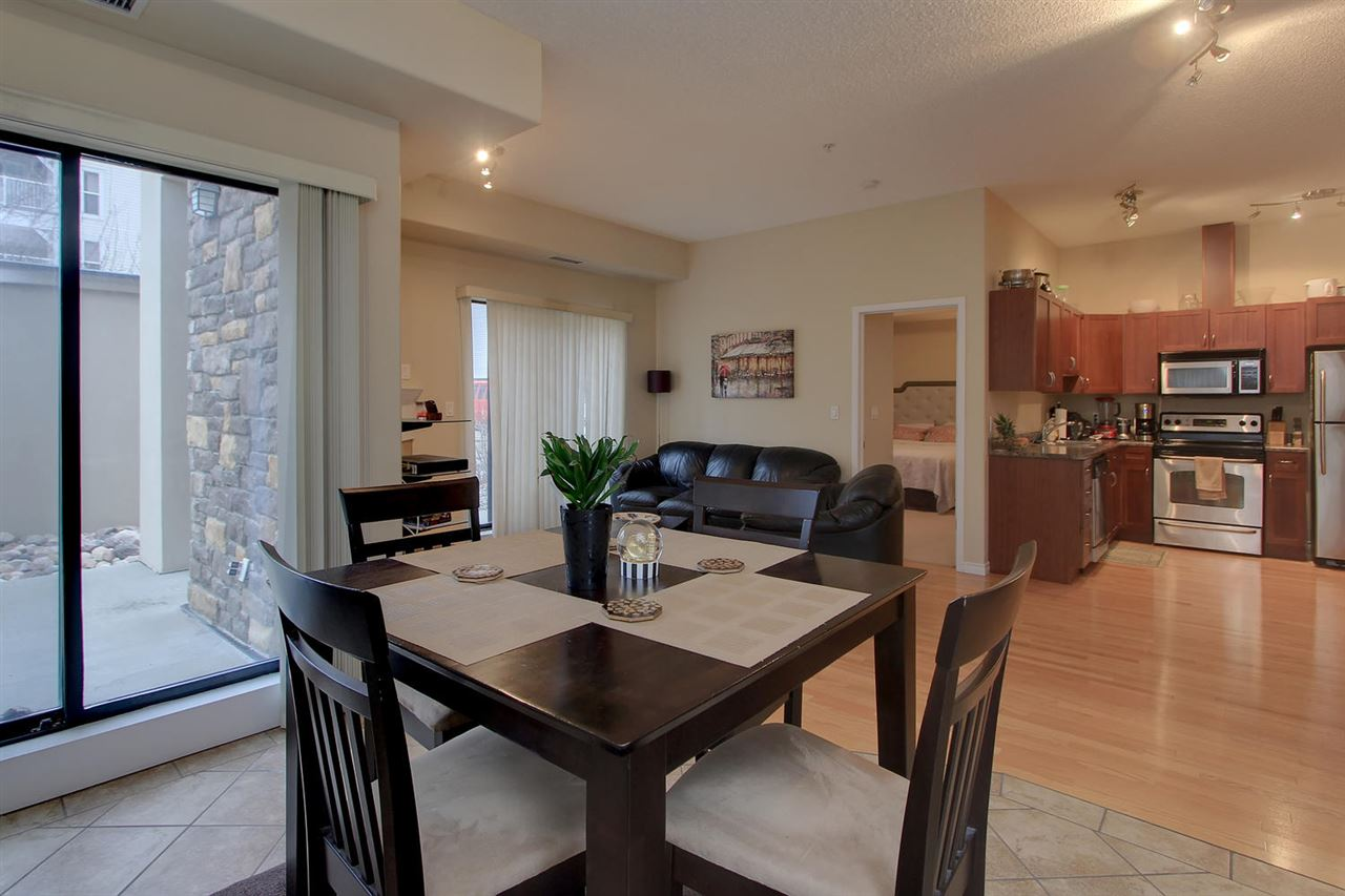 Photo 7: 106 10319 111 Street in Edmonton: Zone 12 Condo for sale : MLS® # E4063219