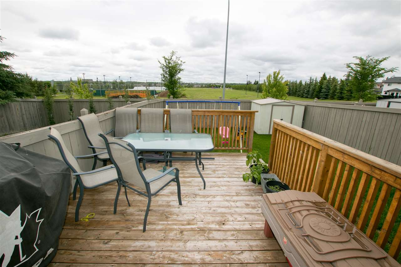 Photo 20: 8 200 ERIN RIDGE Drive: St. Albert Townhouse for sale : MLS(r) # E4068565