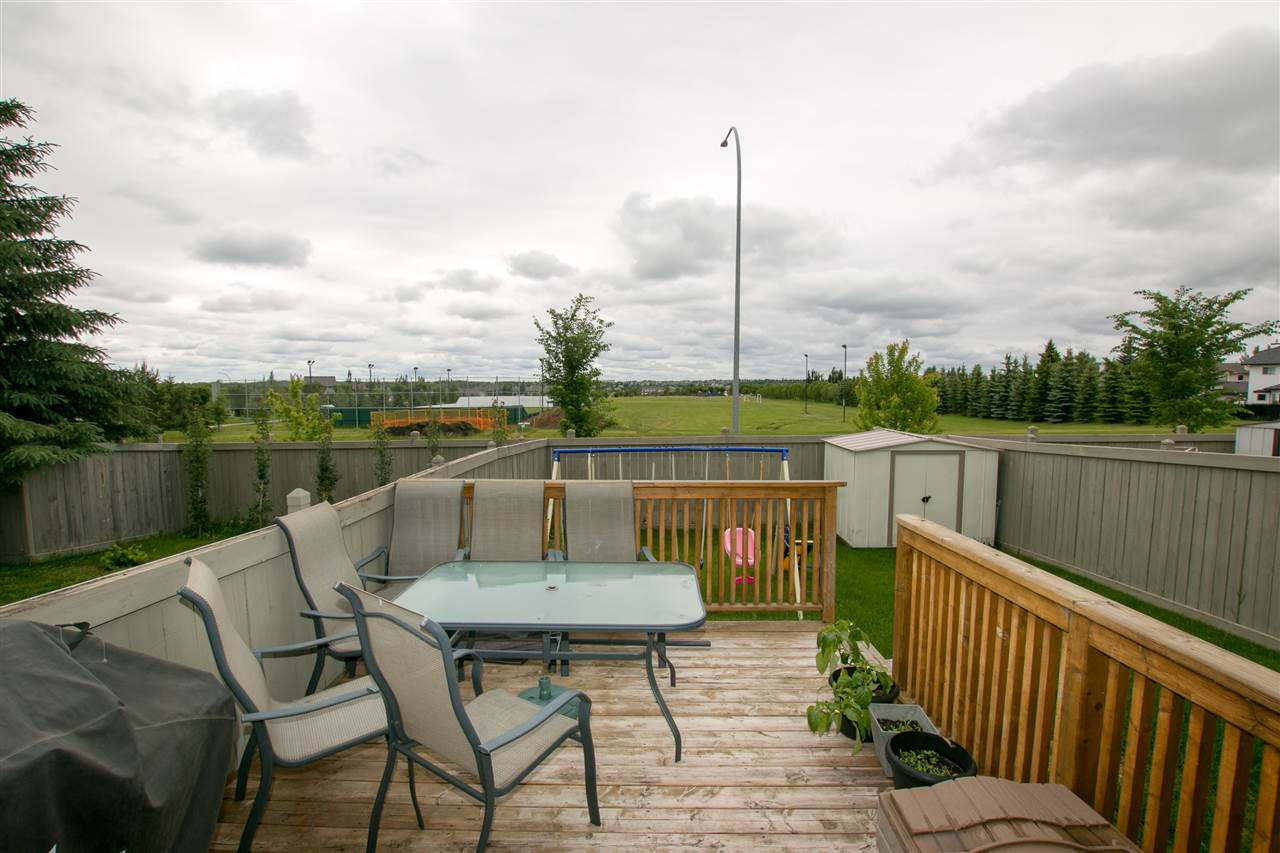 Photo 22: 8 200 ERIN RIDGE Drive: St. Albert Townhouse for sale : MLS(r) # E4068565