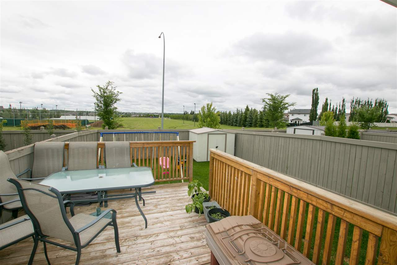 Photo 23: 8 200 ERIN RIDGE Drive: St. Albert Townhouse for sale : MLS(r) # E4068565