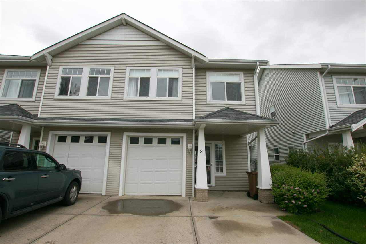 Photo 24: 8 200 ERIN RIDGE Drive: St. Albert Townhouse for sale : MLS(r) # E4068565