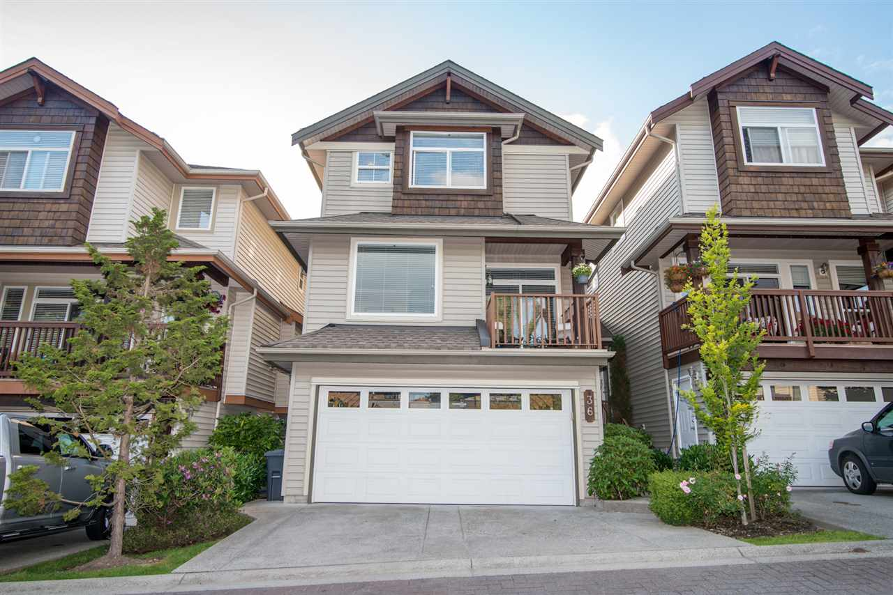 Main Photo: 36 2387 ARGUE Street in Port Coquitlam: Citadel PQ House for sale : MLS(r) # R2176852