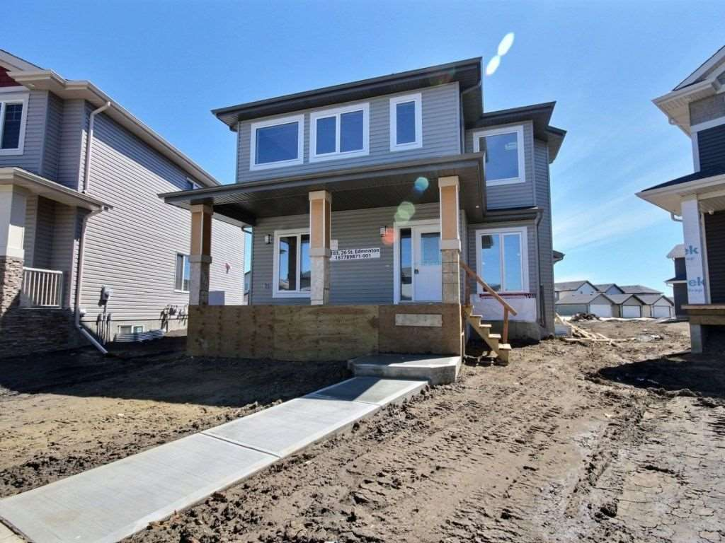 Main Photo:  in Edmonton: Zone 30 House for sale : MLS(r) # E4070915