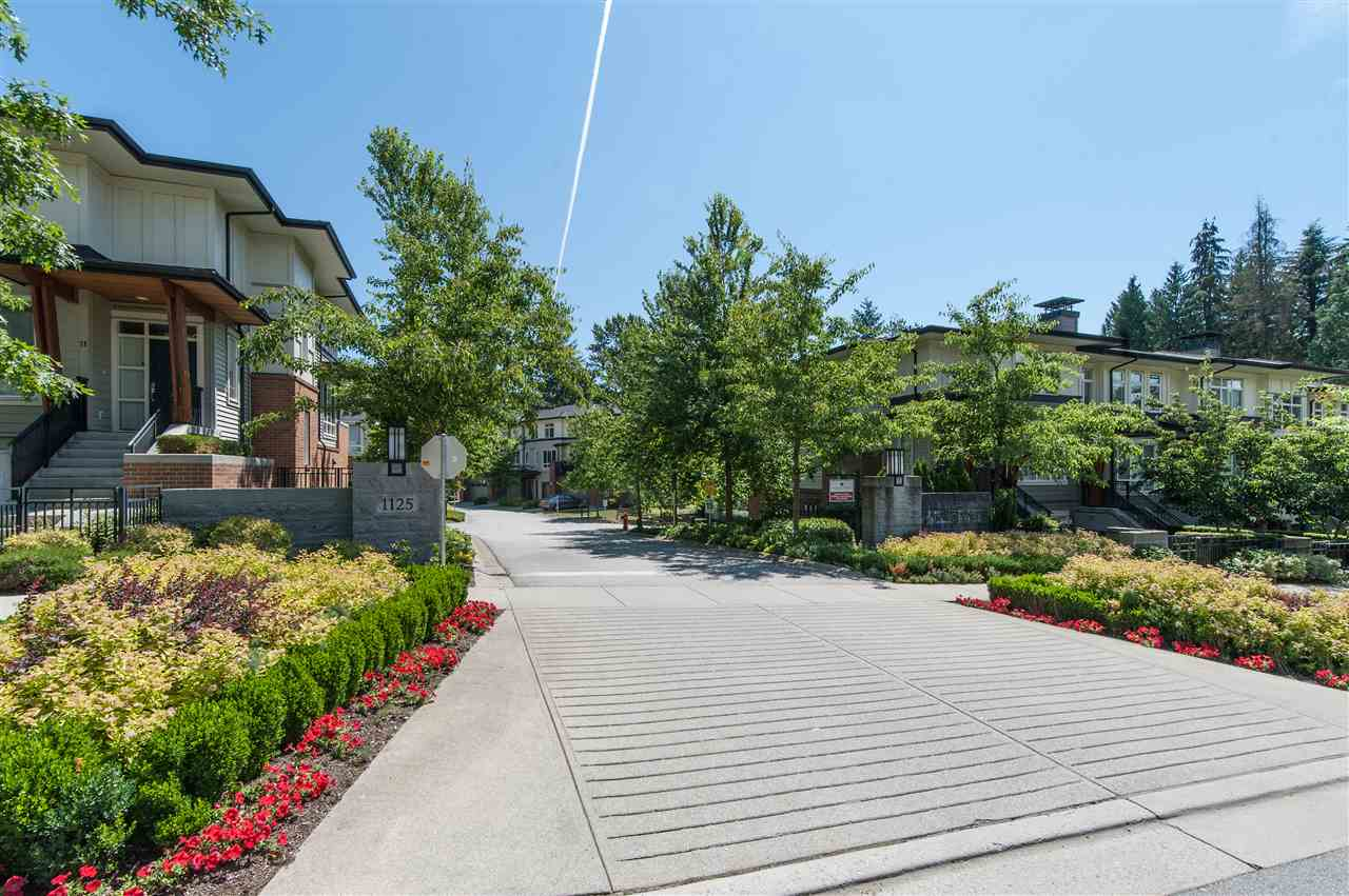 Main Photo: 68 1125 KENSAL Place in Coquitlam: New Horizons Townhouse for sale : MLS® # R2186695