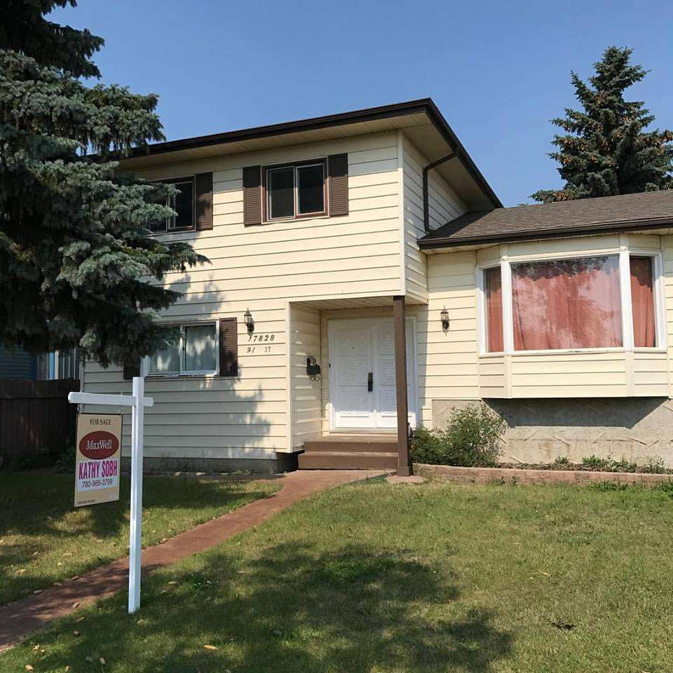 Main Photo: 17828 91 Street in Edmonton: Zone 28 House for sale : MLS(r) # E4073961