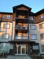 Main Photo: 460 1196 HYNDMAN Road in Edmonton: Zone 35 Condo for sale : MLS(r) # E4074618