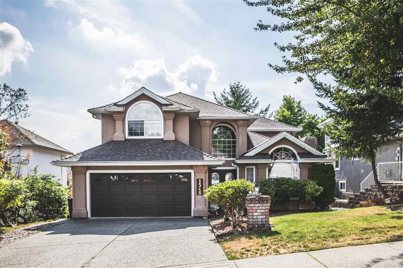 Main Photo: 1548 SALAL Crescent in Coquitlam: Westwood Plateau House for sale : MLS® # R2197082
