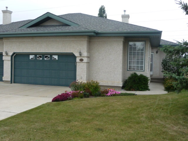 Main Photo: 2435 Riverbend Road NW in Edmonton: Zone 14 House Half Duplex for sale : MLS® # E4083209