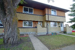 Main Photo: 142 WOODBOROUGH Way in Edmonton: Zone 35 Townhouse for sale : MLS® # E4084406