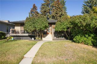 Main Photo: 527 32 Street NW in Calgary: Parkdale House for sale : MLS® # C4140657