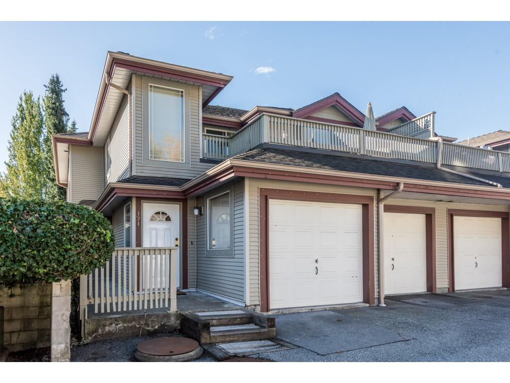Main Photo: 124 100 LAVAL Street in Coquitlam: Maillardville Townhouse for sale : MLS® # R2212812